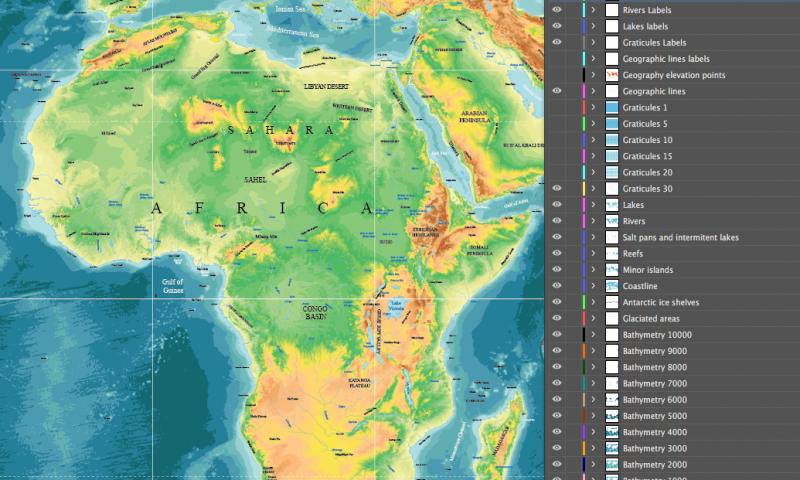 world map pdf free download
