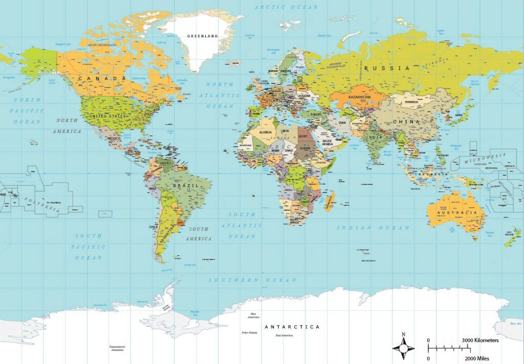 Vector world maps pack full edition maptorian buy this pack 89 gumiabroncs Choice Image